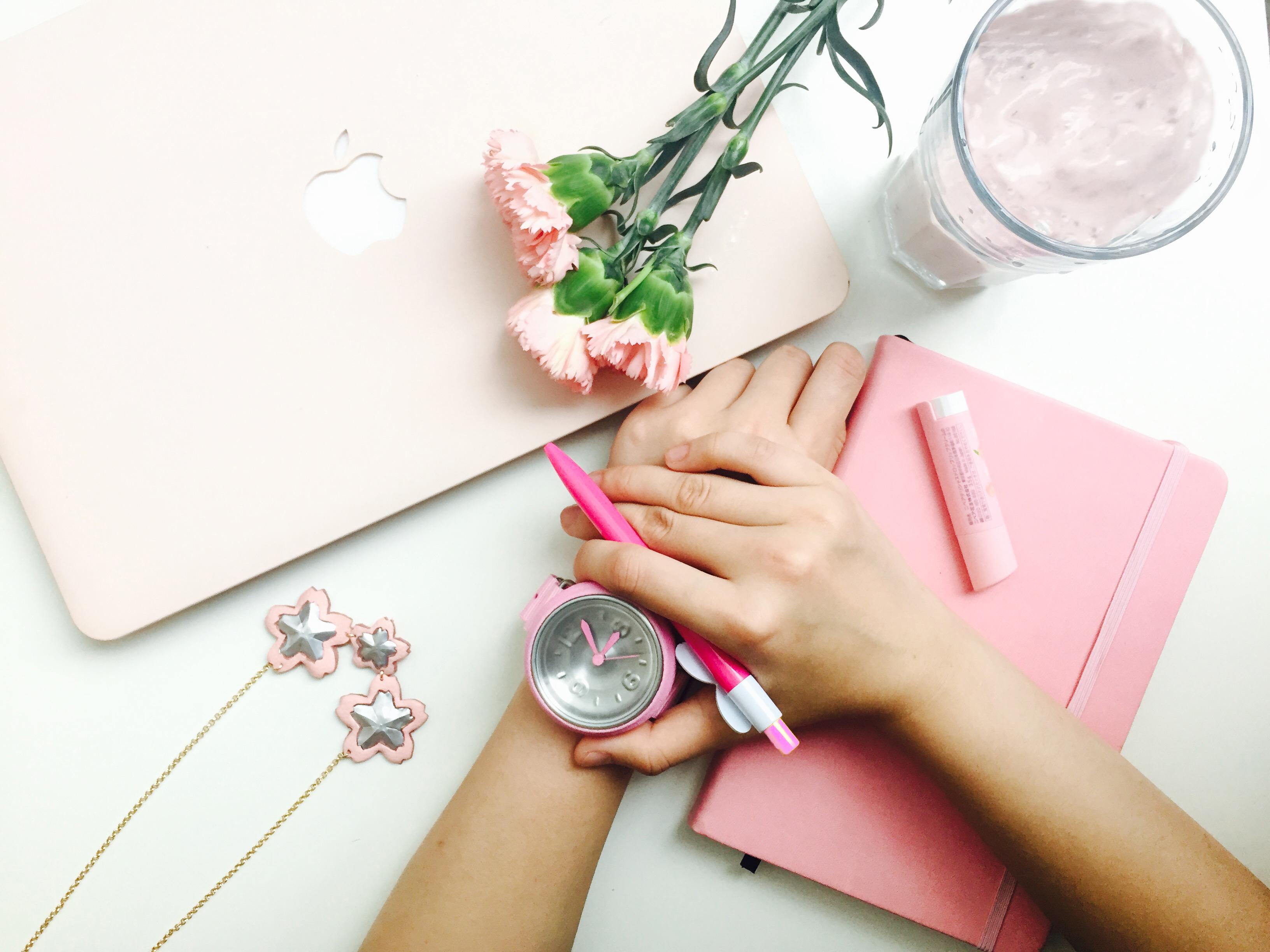 【粉紅令妳變得更美?】