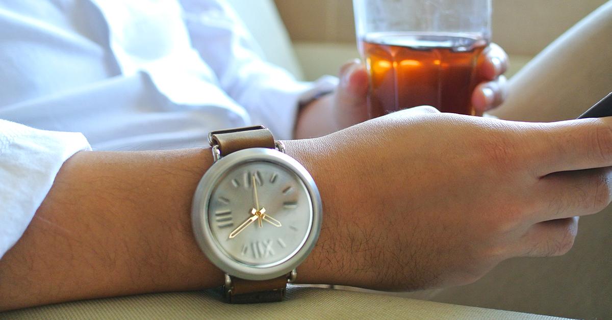 【開箱文—型男必備單品】一隻手錶走天下,型男非你莫屬!